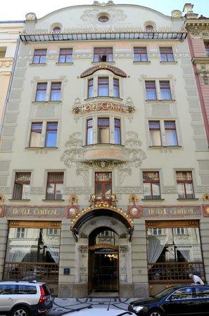K+K Hotel Central: Fachada