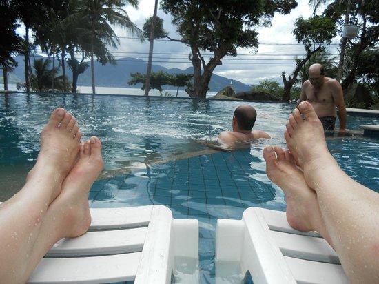Porto Pacuiba Hotel: Momento Relax...
