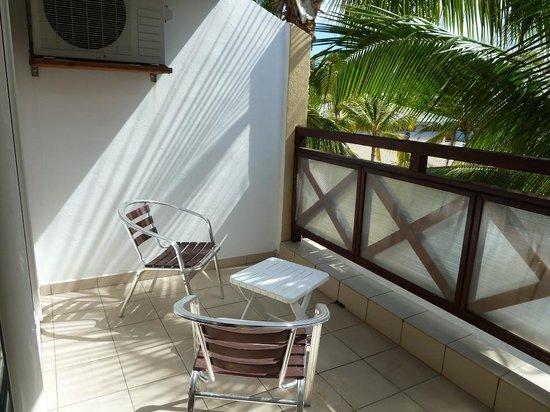 Residence Tropic Appart'hotel: terrasse de l'étage du duplex