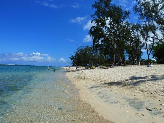 Residence Tropic Appart'hotel: Plage proche de la résidence