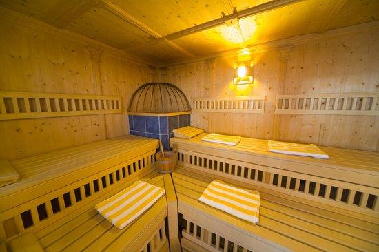 Hotel Hannes: Sauna