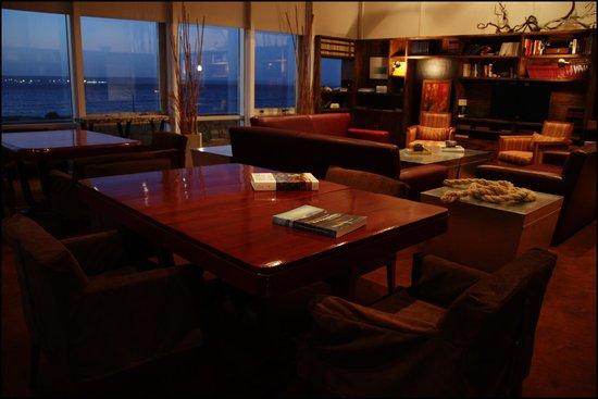 Territorio Hotel: Biblioteca
