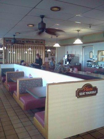 Plaza Restaurant: Dining Area