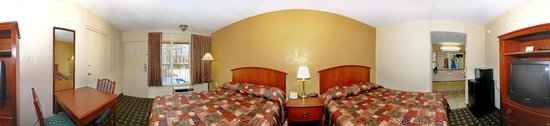 Econo Lodge Salisbury: Double Queen Bed