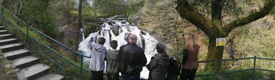Lledr House Hostel: Swallow Falls - Betws-y-Coed