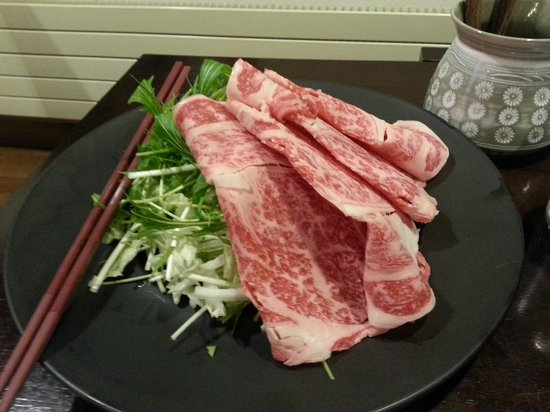 Hakuba Hifumi: Shinshu Wagyu Dinner