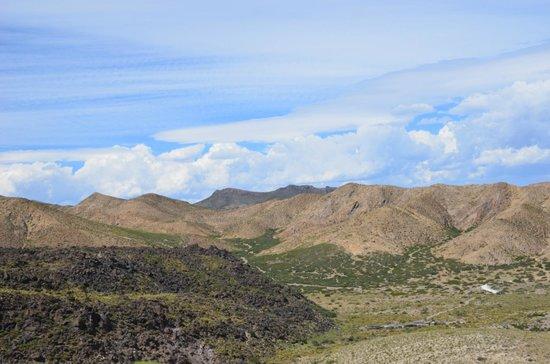 Complejo Turistico Los Molles: La vista desde las cabañas !