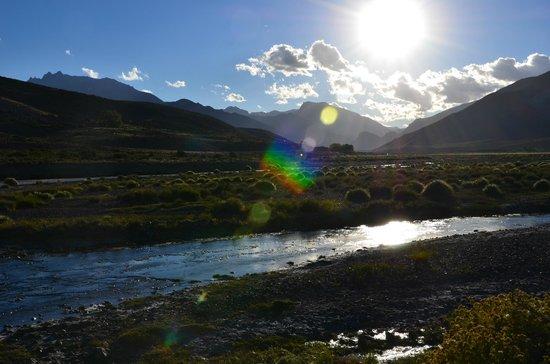 Complejo Turistico Los Molles: La bella vista