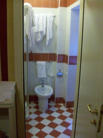 Alcyone Hotel: Il Bagno