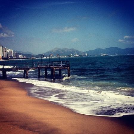 Evason Ana Mandara Nha Trang: autre vu plage
