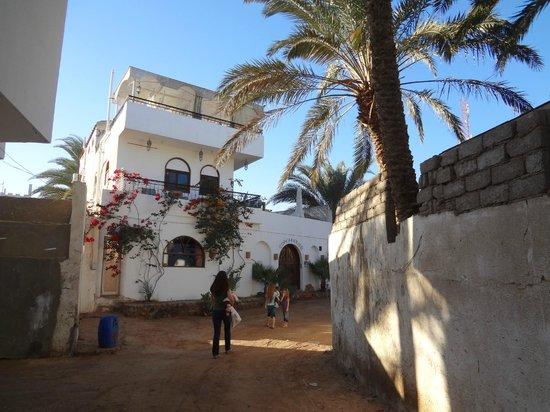 Dahab Coachhouse: Front