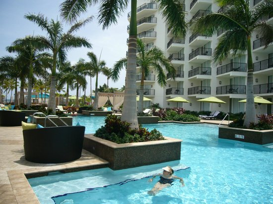 Aruba Marriott Resort & Stellaris Casino: Adult Pool