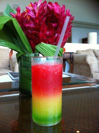 Gran Caribe Resort: The Marley Cocktail