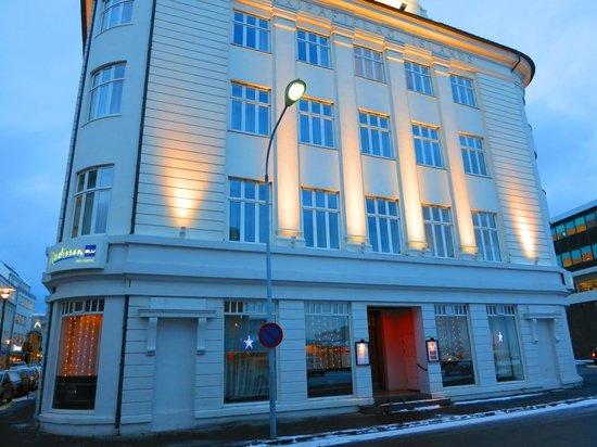 Radisson Blu 1919 Hotel, Reykjavik: Hotel
