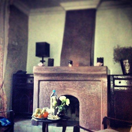 Riad Kheirredine: Fire Place