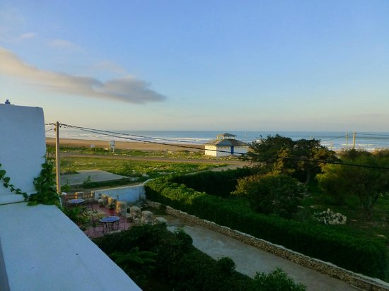 Auberge Du Marabout : view from balcony