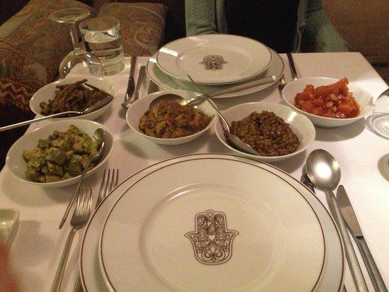 Riad Kheirredine: Dinning