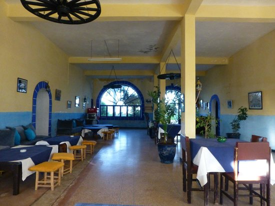 Auberge Du Marabout : Where you have breakfast