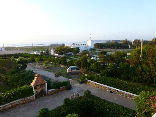 Auberge Du Marabout: View