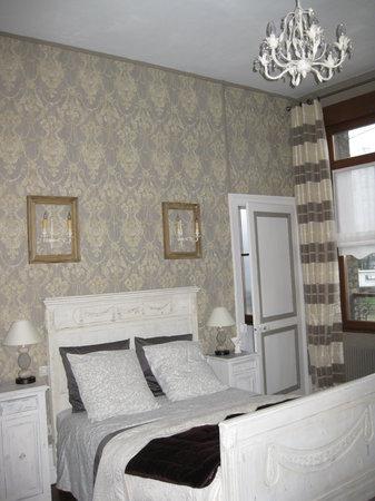 Chambre d'Hotes Cap et Marais d'Opale : la chambre Mathurin