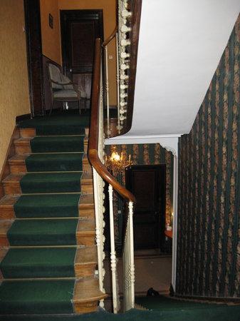 Chambre d'Hotes Cap et Marais d'Opale : l'entrée