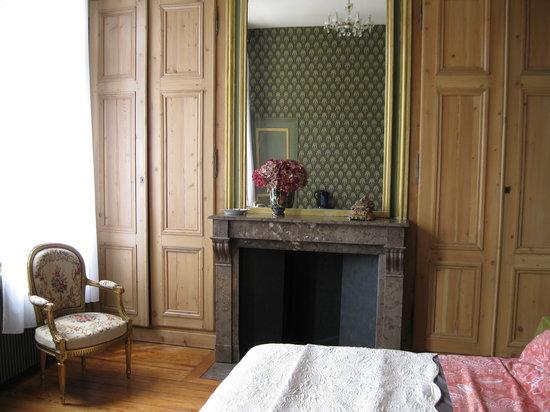 Chambre d'Hotes Cap et Marais d'Opale : la chambre Héronnière