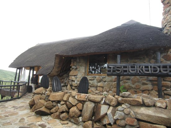 Tshukudu Bush Lodge: Tshukudu Lodge