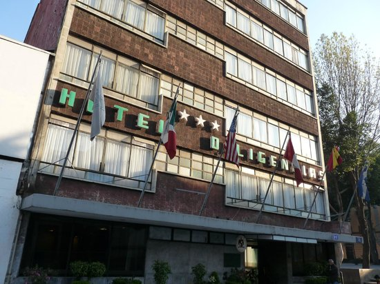 Hotel Diligencias: hotel
