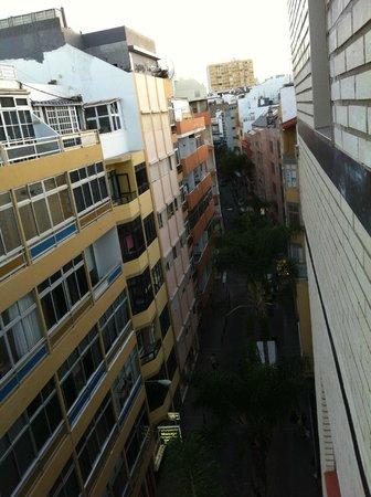Hotel Verol: vista dalla finestra