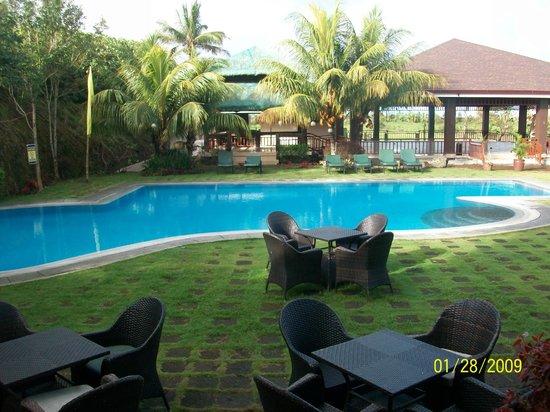 Hotel Kimberly: Pool area