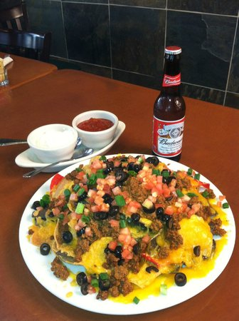 Bob's Burgers and Brew: nachos