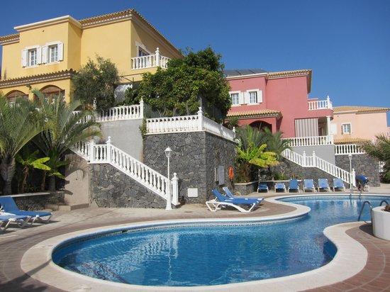 Villa Las Dunas: von aussen