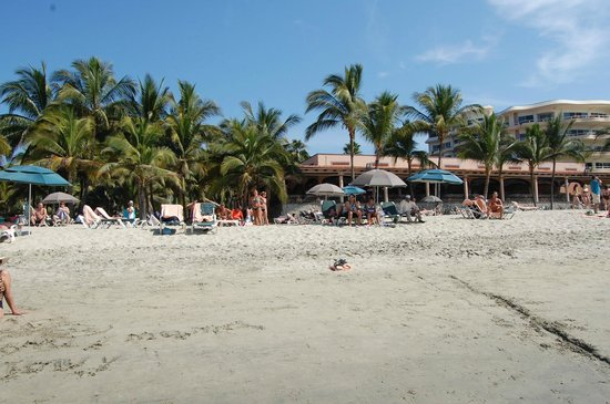 ClubHotel RIU Jalisco: Steak house et buffet diner, sur la plage