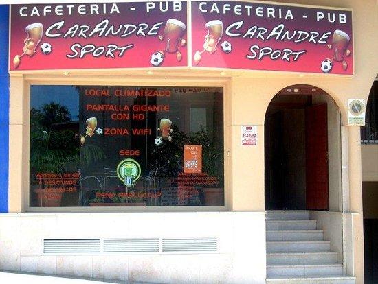 Cafeteria Pub Carandre Sport