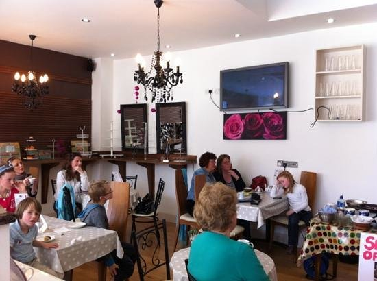 Galway Cakery Cafe: Cakery