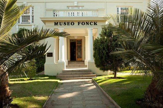 Corporación Museo de Arqueología e Historia Francisco Fonck