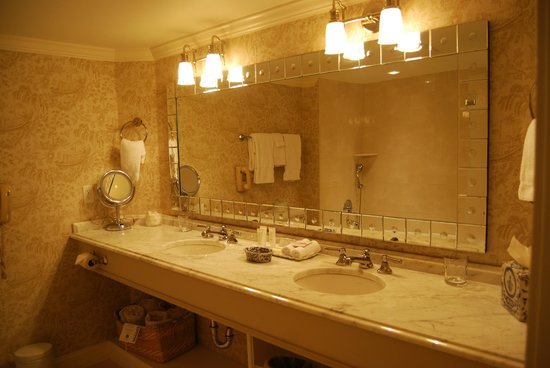 Saybrook Point Inn & Spa: salle de bain