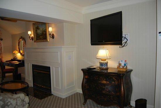 Saybrook Point Inn & Spa : chambre