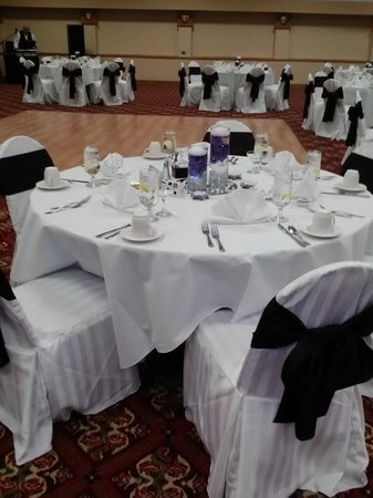 Ramada Cortland Hotel and Conference Center: Wedding