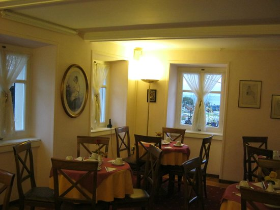 Konstantinoupolis Hotel: Breakfast room