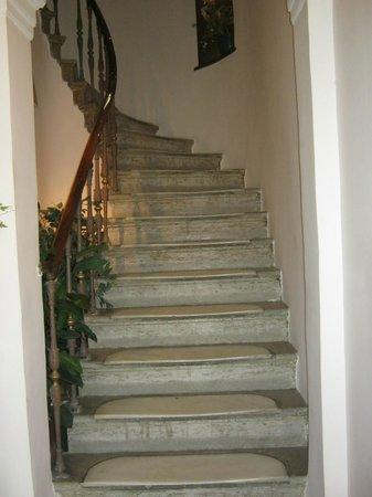 Konstantinoupolis Hotel: to Reception