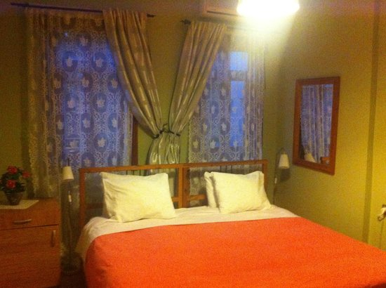 Ahmet Efendi Evi: Our room
