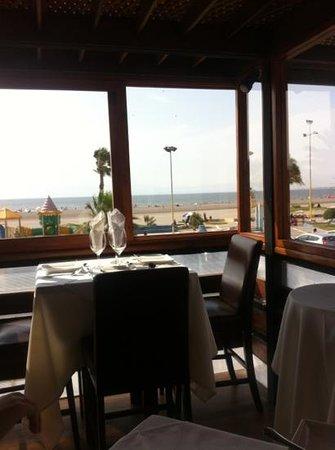 Restaurante Rayu: segundo piso