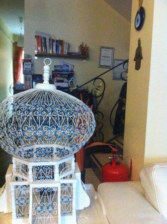 Ahmet Efendi Evi: Interior