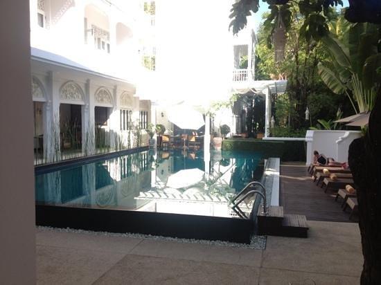 Ping Nakara Boutique Hotel & Spa: pool