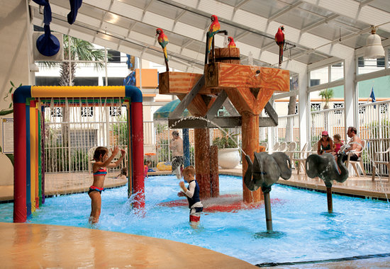 Dunes Village Resort: Splash Zone