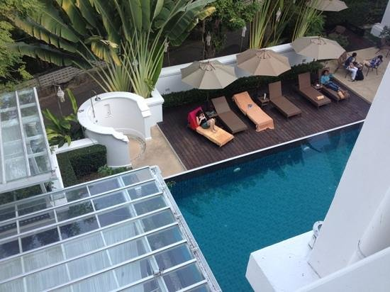 Ping Nakara Boutique Hotel & Spa: view from our balcony