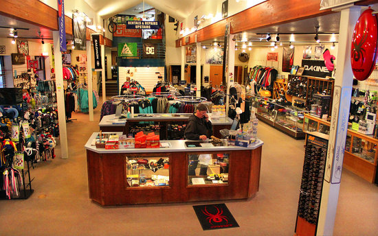 Brian Head, UT: Brianhead Sports has everything for your sporting needs.