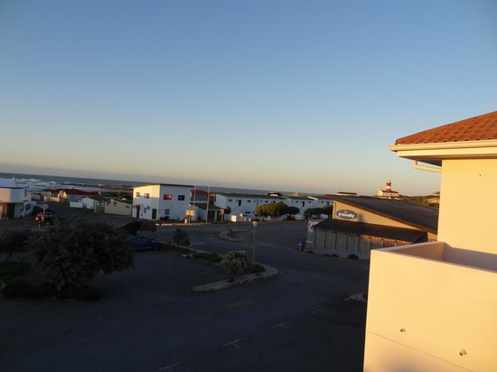 Western Cape Tours -  Day Tours: I could see the Lighthouse of Agulhas from the balcony of my room:) My dream coming true:)