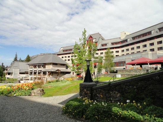 호텔 알리에스카 사진
